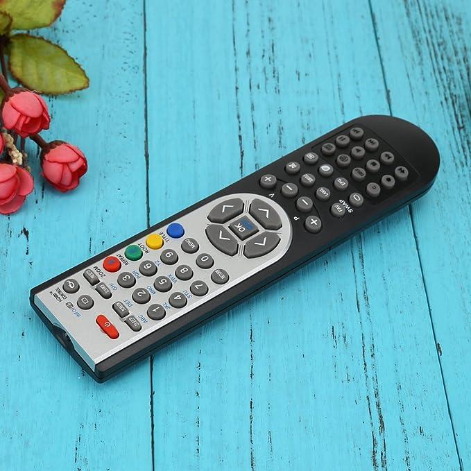 Amazingdeal365 RC1900 Control Remoto para OKI 32 TV HITACHI TV ALBA LUXOR BASIC VESTEL TV: Amazon.es: Electrónica