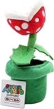 Best-Preis Super Mario Stofftier / Plüsch Figur: Piranha-Pflanze 22CM