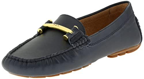 4e7b3ae6645 Lauren Ralph Lauren Women s Caliana Slip-On Loafer  Polo Ralph ...
