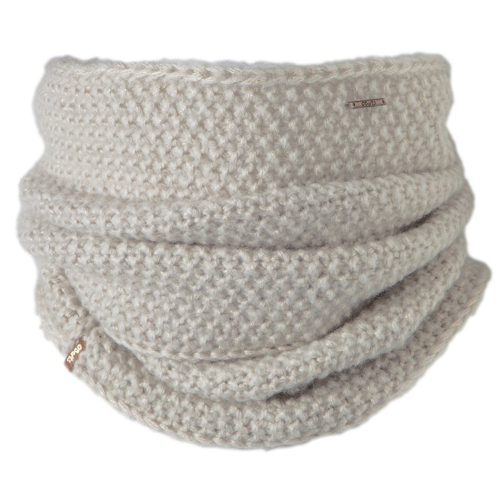 Barts Baby Ymaja Col Scarf, Off-White (Oyster), One (Size: Unica) 15-0000003871