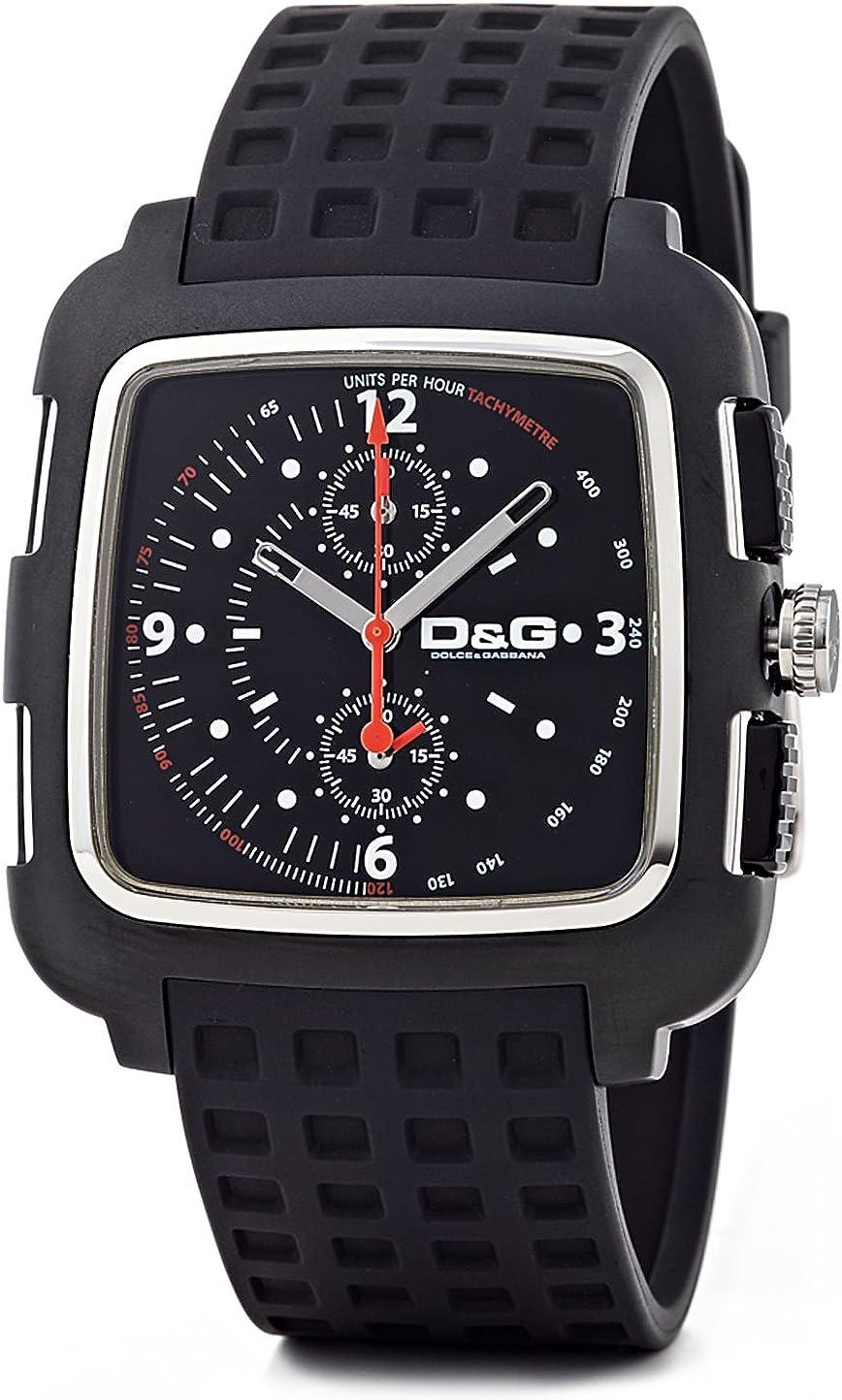 Dolce & Gabbana Reloj con Correa de Piel para Hombre DW0362