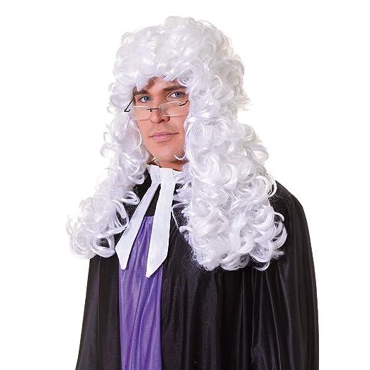 9 opinioni per Parrucca Giudice in bianco