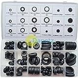Dapetz ® 125Pc Rubber Grommet Assortment Kit Set Car etc