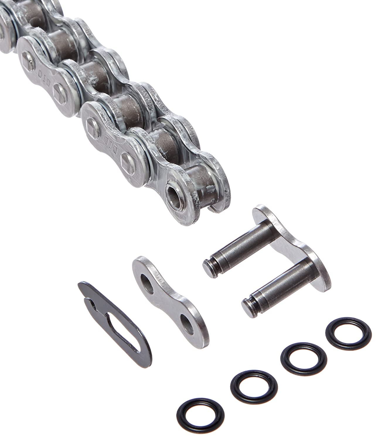DID 520VX2-108 X-Ring Chain with Connecting Link