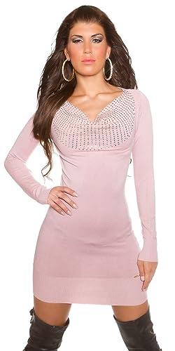 Koucla - Jerséi - para mujer rosa rosa claro Small / Medium