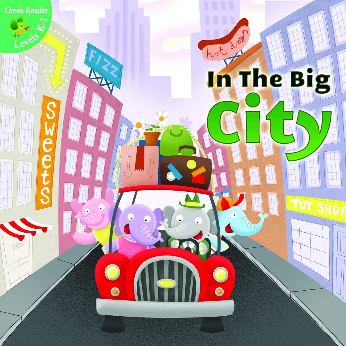 In the Big City (Little Birdie Books) PDF