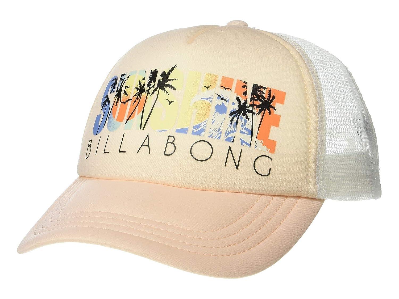 BILLABONG - Gorra de Mujer - Naranja - Talla única: Amazon.es ...