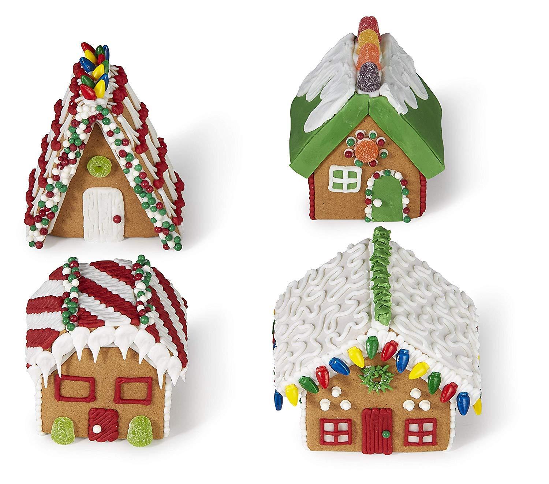 Amazon Gingerbread House Kit Build It Yourself Mini Village