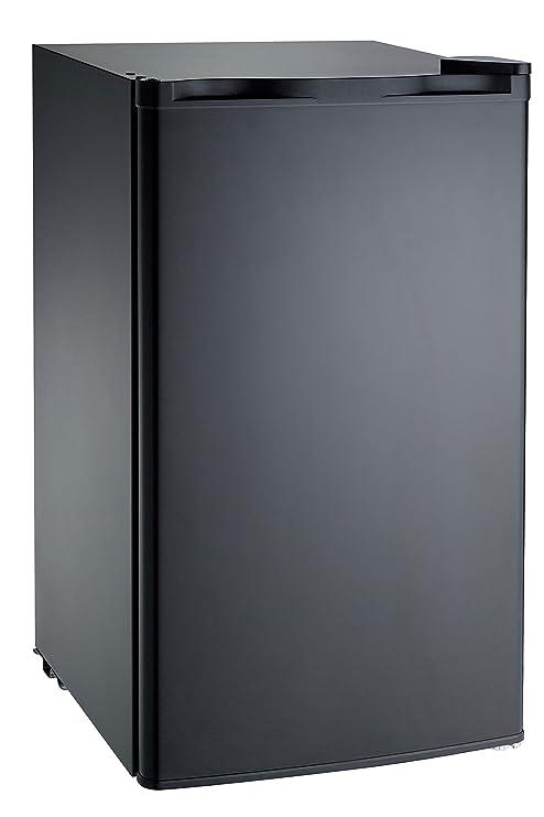 RCA RFR321-Black FBA RFR321 Mini Refrigerator, 3 2 Cu Ft Fridge, Black