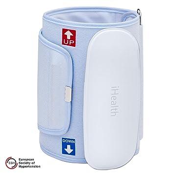 iHealth Feel Wireless Bluetooth Blood Pressure Monitor-MFi  Certified,FSA-Eligible Upper Arm Blood Pressure