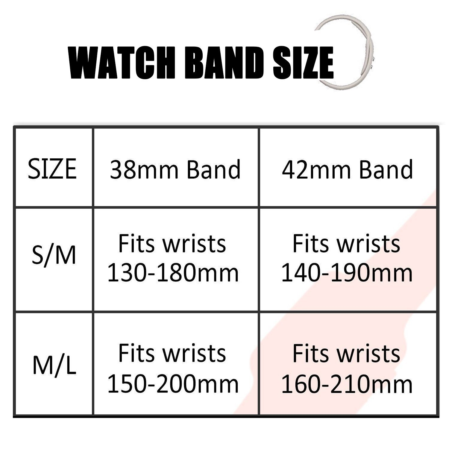IYOU Sport Band Compatible with Watch Band 38MM 42MM 40MM 44MM, Soft Silicone Replacement Sport Strap Compatible with 2018 Watch Series 4/3/2/1 by IYOU (Image #2)