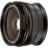 Fujifilm WCL-X100 II Wide Conversion Lens Black (Compatible with X100F)