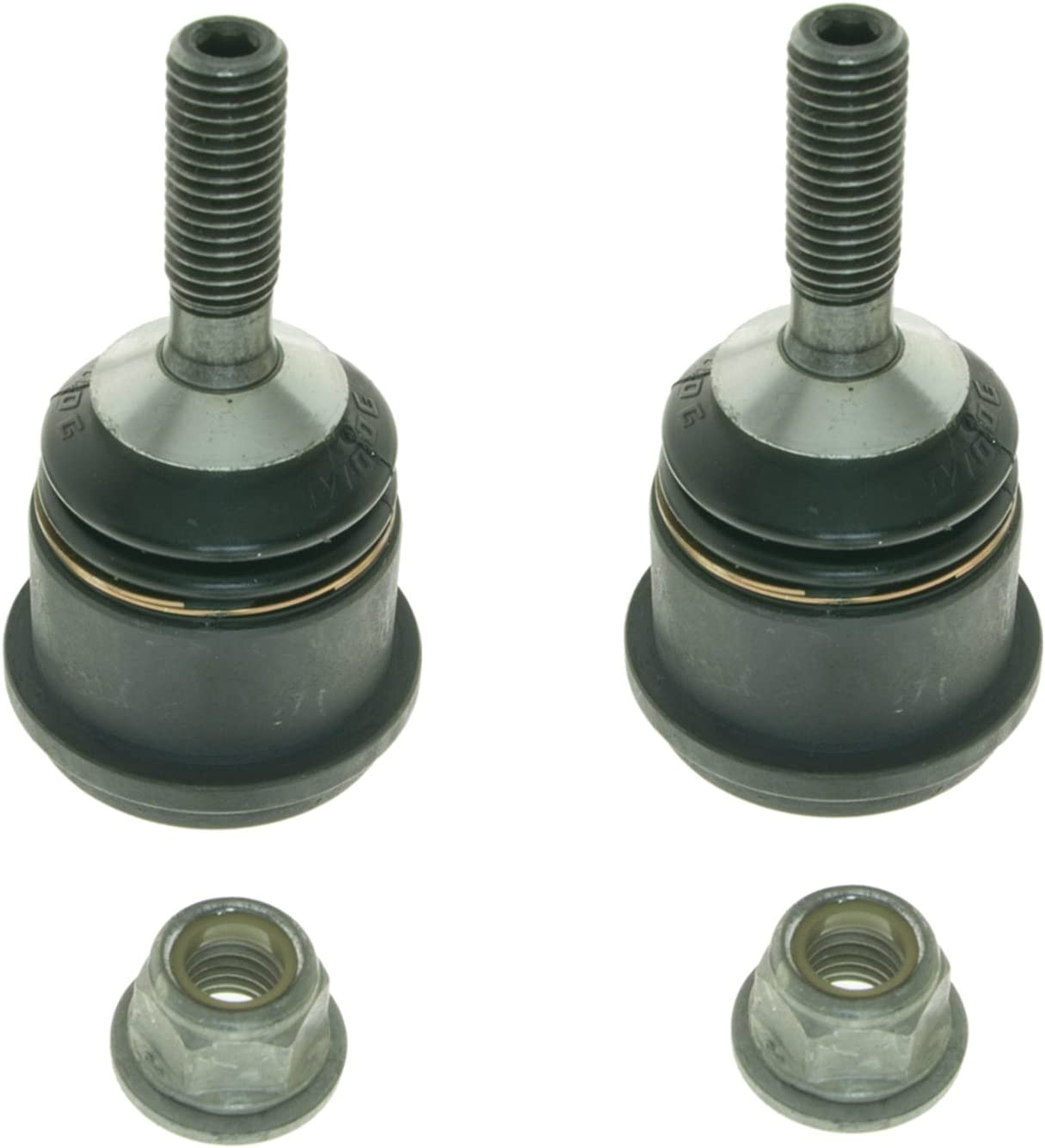 Lincoln Jaguar Ford 99-05 2 Front Lower Ball Joint LH/&RH fits 14Mm Thread