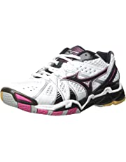 Mizuno Womens Wave Tornado 9 WOMS WH-PK Volleyball Shoe