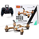 Holy Stone Mini RC Drone 4 CH 6-Axis 2.4 GHz Gyro RC Quadcopter Color Gold