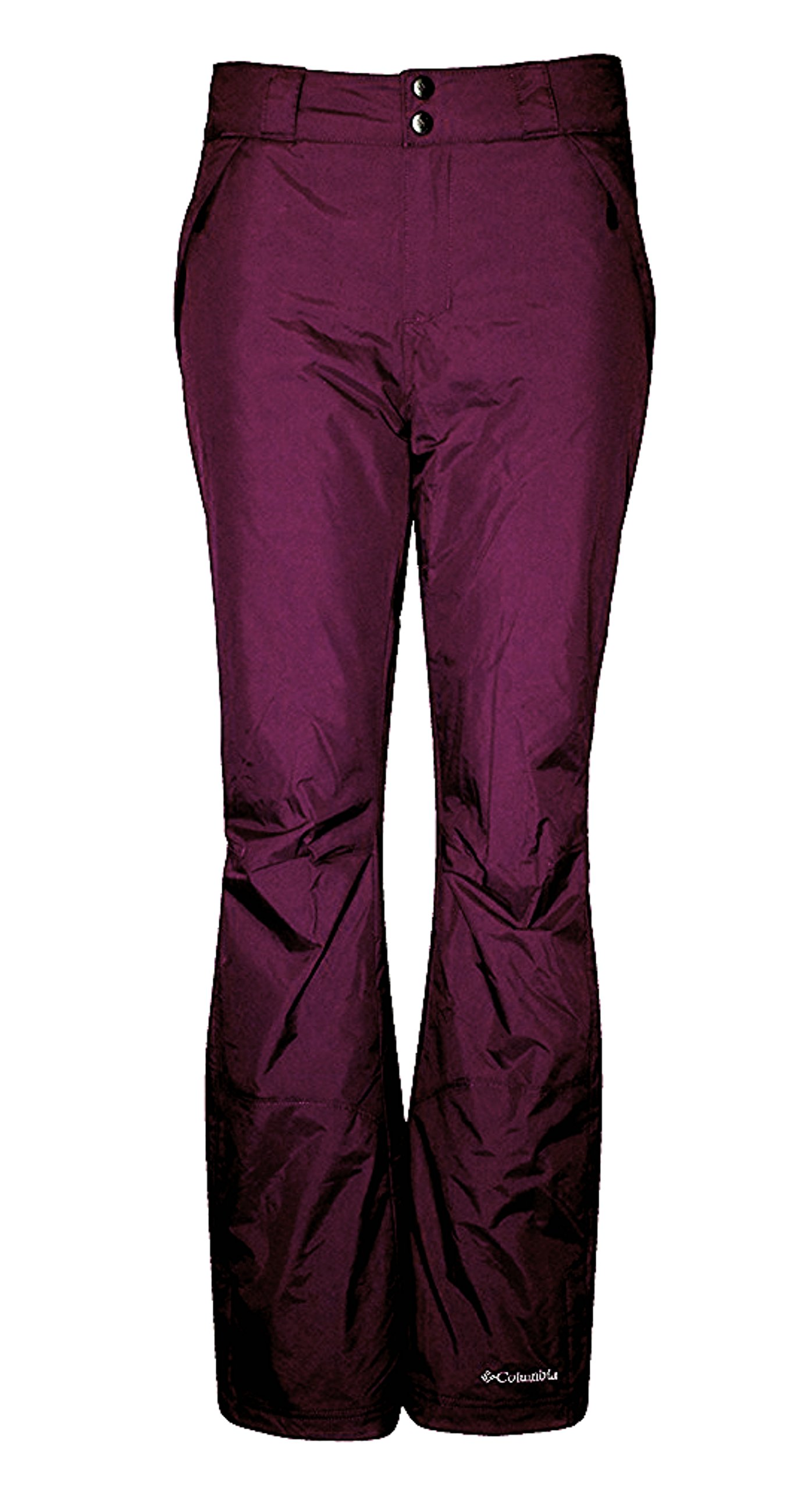 Columbia Women's Arctic Trip Snow Omni Heat Waterproof Pants (M) by Columbia