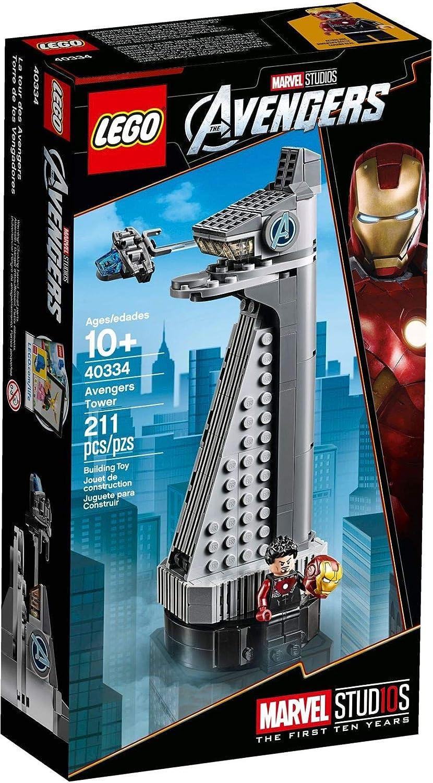 Lego Avengers Tower 40334