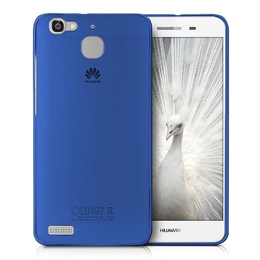 2 opinioni per TBOC® Custodia Gel TPU Blu per Huawei P8 Lite Smart (5.0 Pollici) in Silicone
