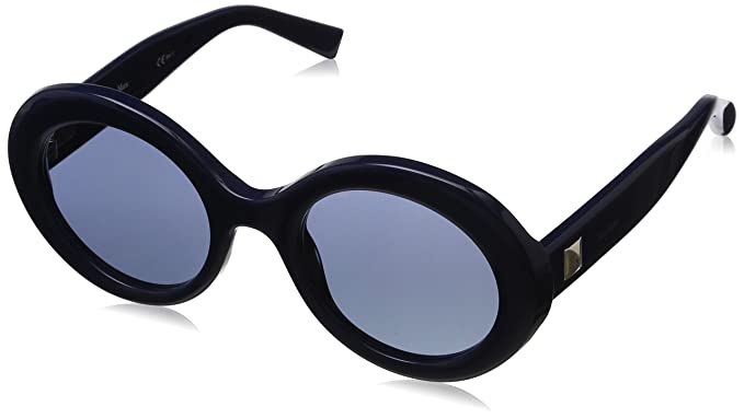 Max Mara Mm Prism VIII KU Pjp 51 Gafas de sol, Azul (Bluette ...