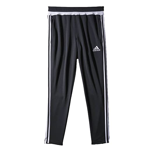 b969b34a1afd0 Amazon.com: Adidas Trio 15 Men's Training Pants Cool Grey/White/Dark ...