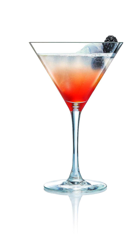 Set of 2-300ml Chef /& Sommelier Sel/éction Martini Cocktail Glasses