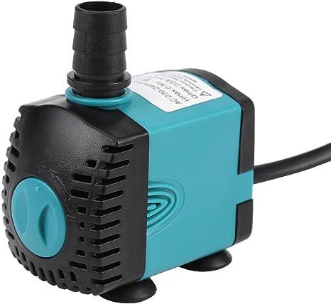 Ultra-quiet Mini Pumping Water Submersible Pump Aquarium Supplies Fish Tank US
