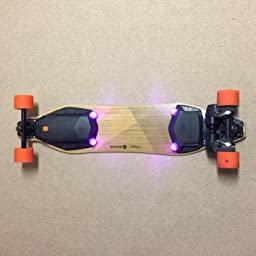 Amazon.com : Boosted Dual  2000W Electric Skateboard : Launchpad