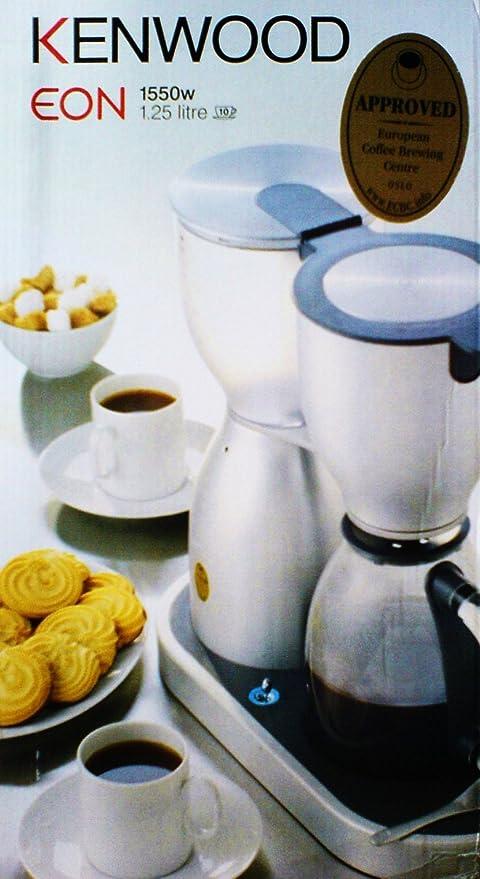 Kenwood EON cm 900 - Cafetera eléctrica: Amazon.es: Hogar