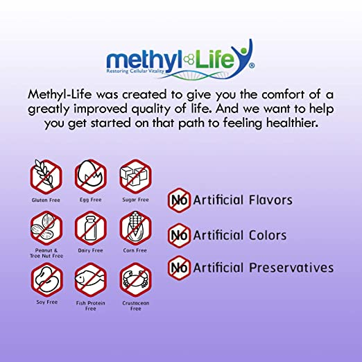 Amazon.com: methyl-life superior sucrosomial BioActive ...