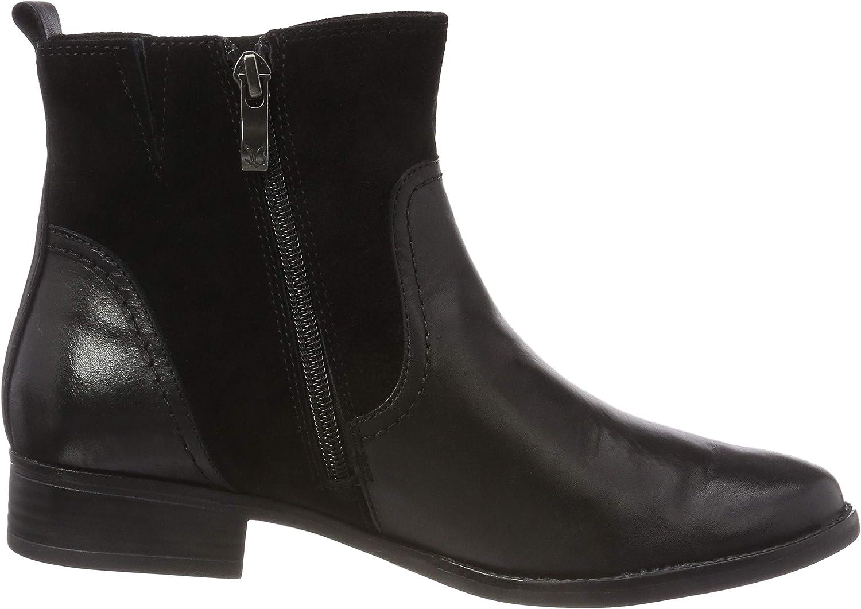 CAPRICE Women's 9-9-25319-21 019 Ankle Boots Black Black Comb 19