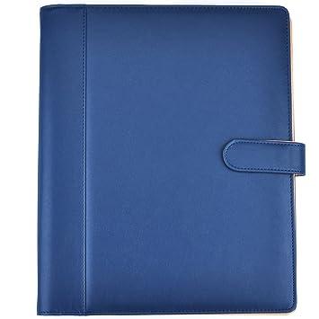 padfolio resume portfolio folder pu leather business portfoliolegal document organizer business