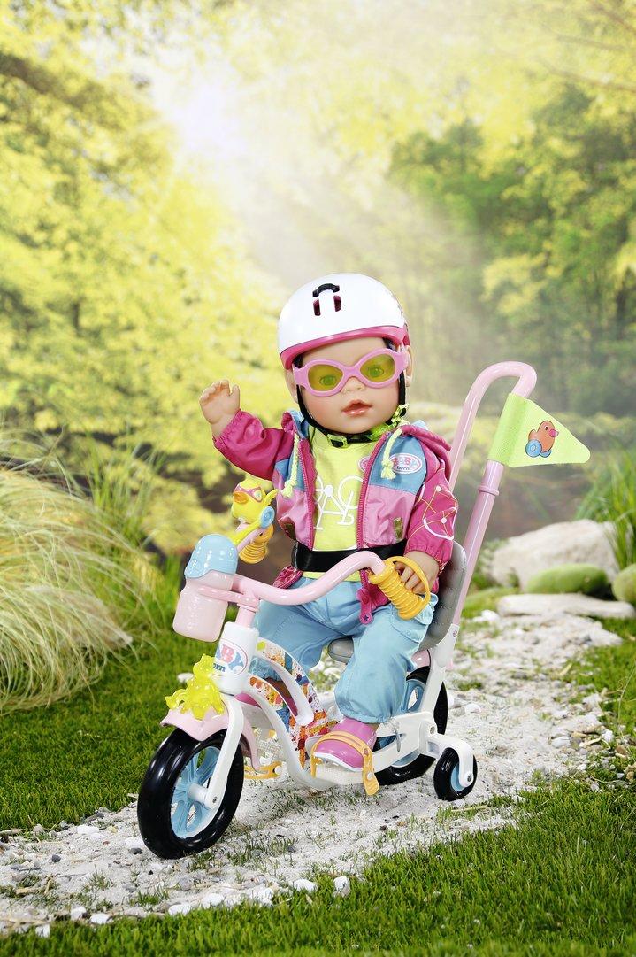 Baby Born ''Play And Fun'' Bike