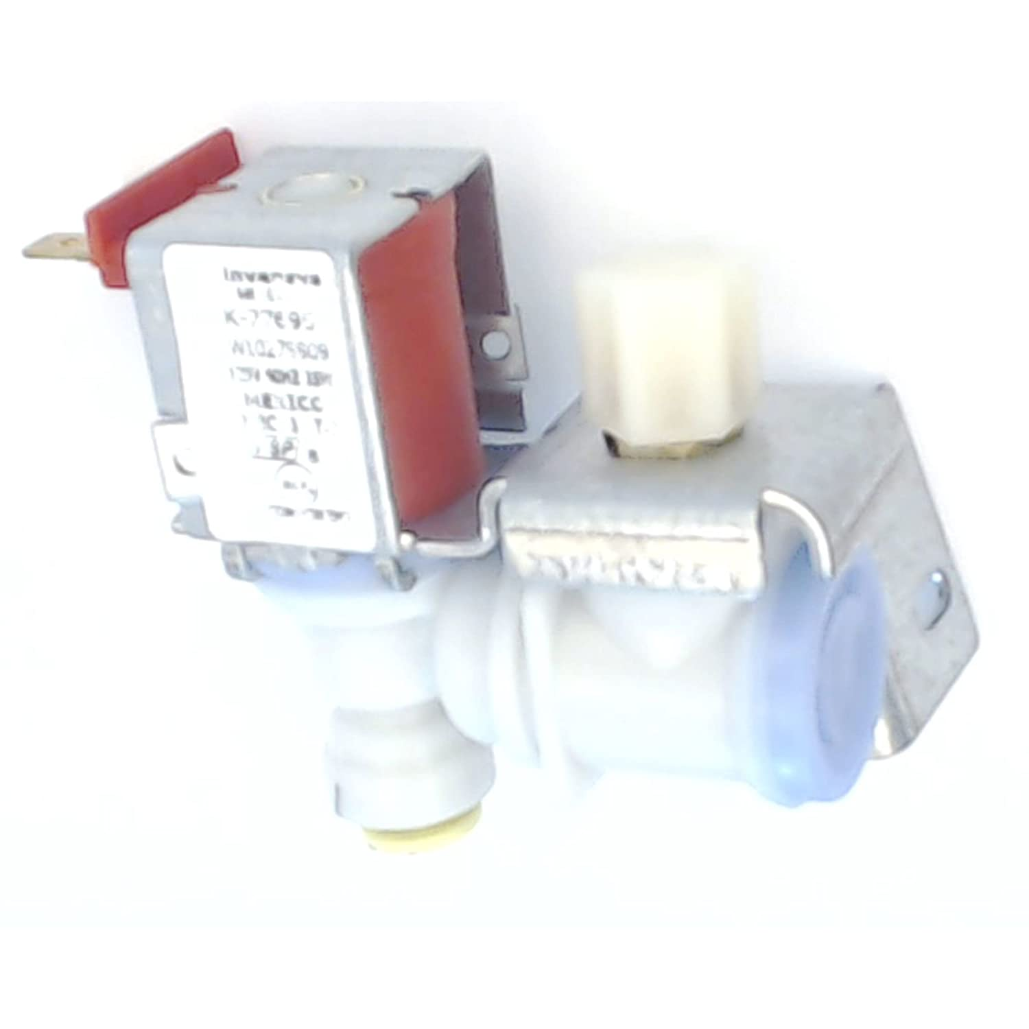 Whirlpool Wpw10279909 Refrigerator Parts Valve Inlet Diagram List For Model Wed7600xw0 Whirlpoolparts Dryer Home Improvement