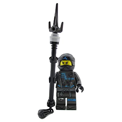 LEGO Ninjago NYA Water Master Ninja Minifigure 70651 Hunted Mini Fig: Toys & Games