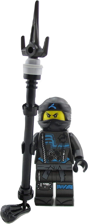 LEGO Ninjago NYA Water Master Ninja Minifigure 70651 Hunted Mini Fig