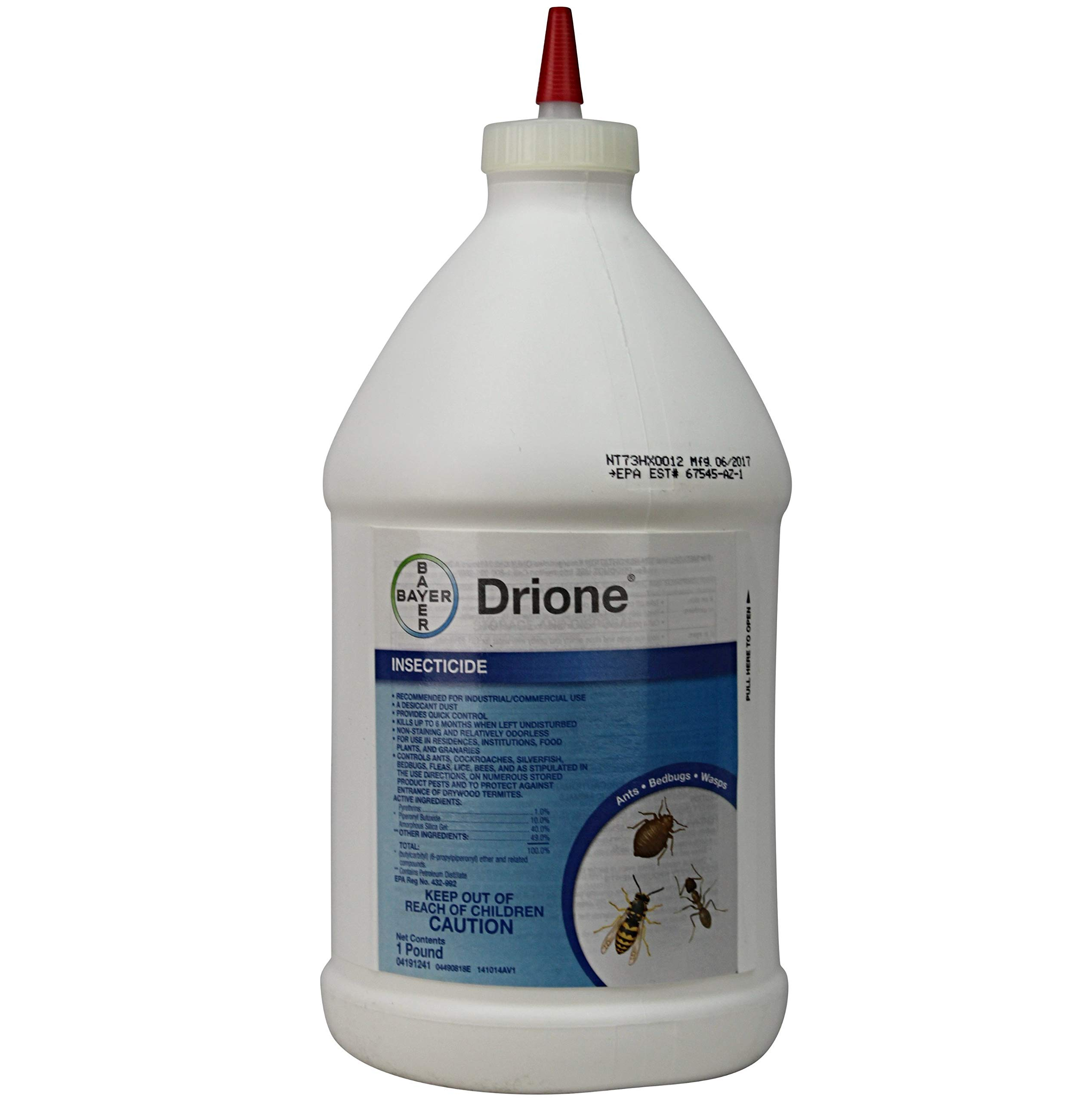 Bayer 10070 Drione Dust General Insect Control