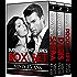 Super Agent Romantic Suspense Series Box Set, Books 1-3
