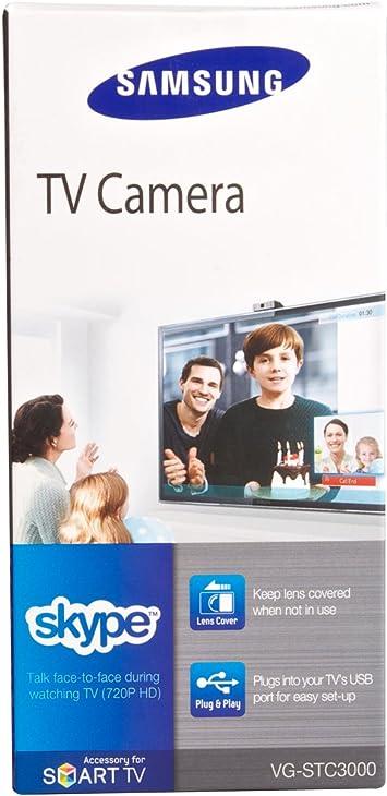 Samsung VG-STC3000 - Webcam (Micrófono Incorporado), Negro: Amazon ...