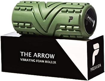 Premvida Vibrating 13 in Foam Roller