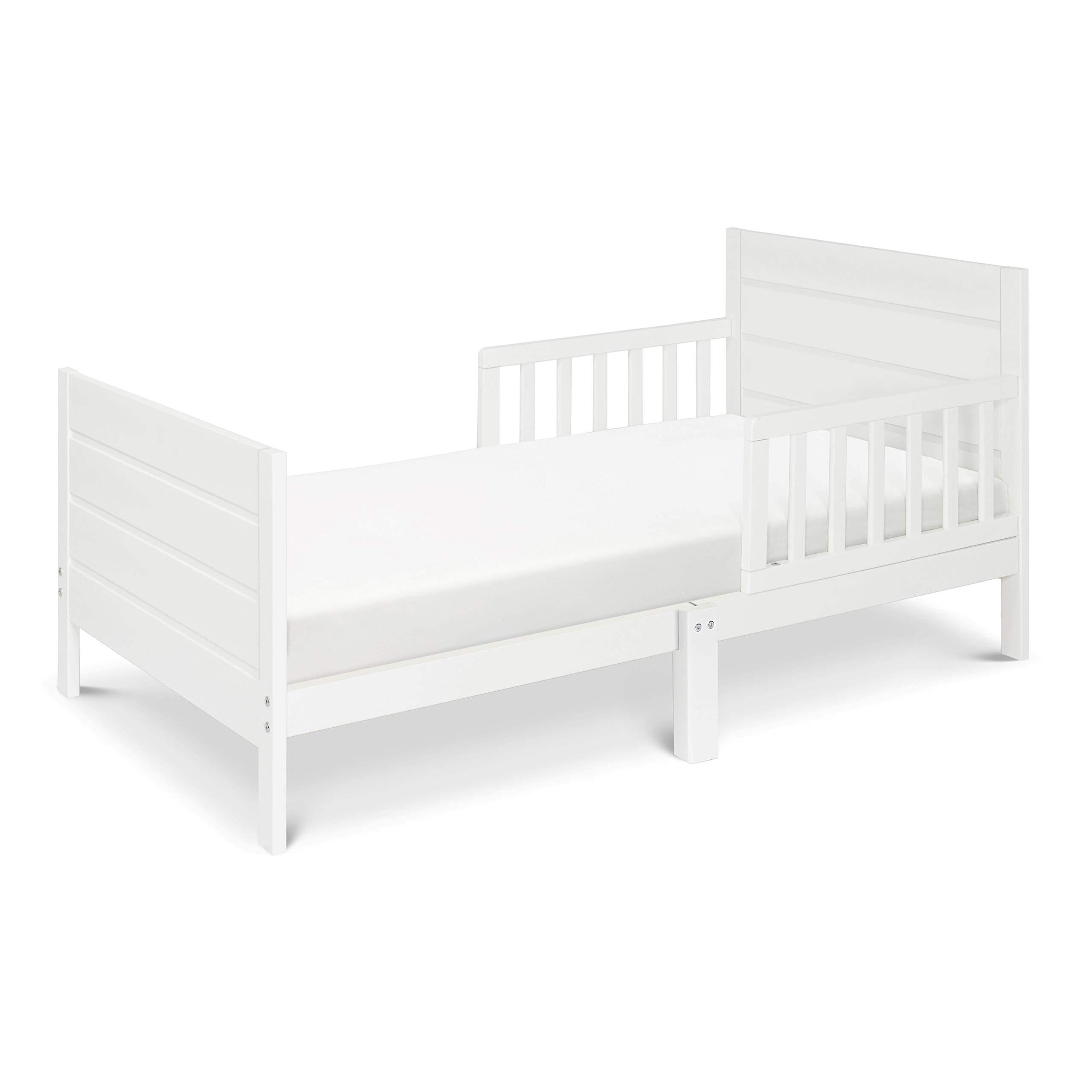 DaVinci Modena Toddler Bed - White by DaVinci