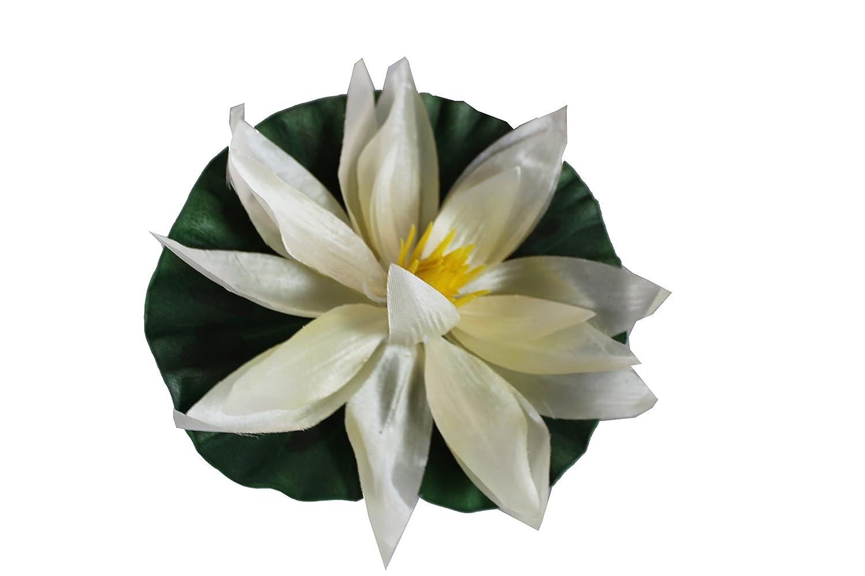 Amazon Noble Wolf Floating Pond Decor Decoration Lily Flowers