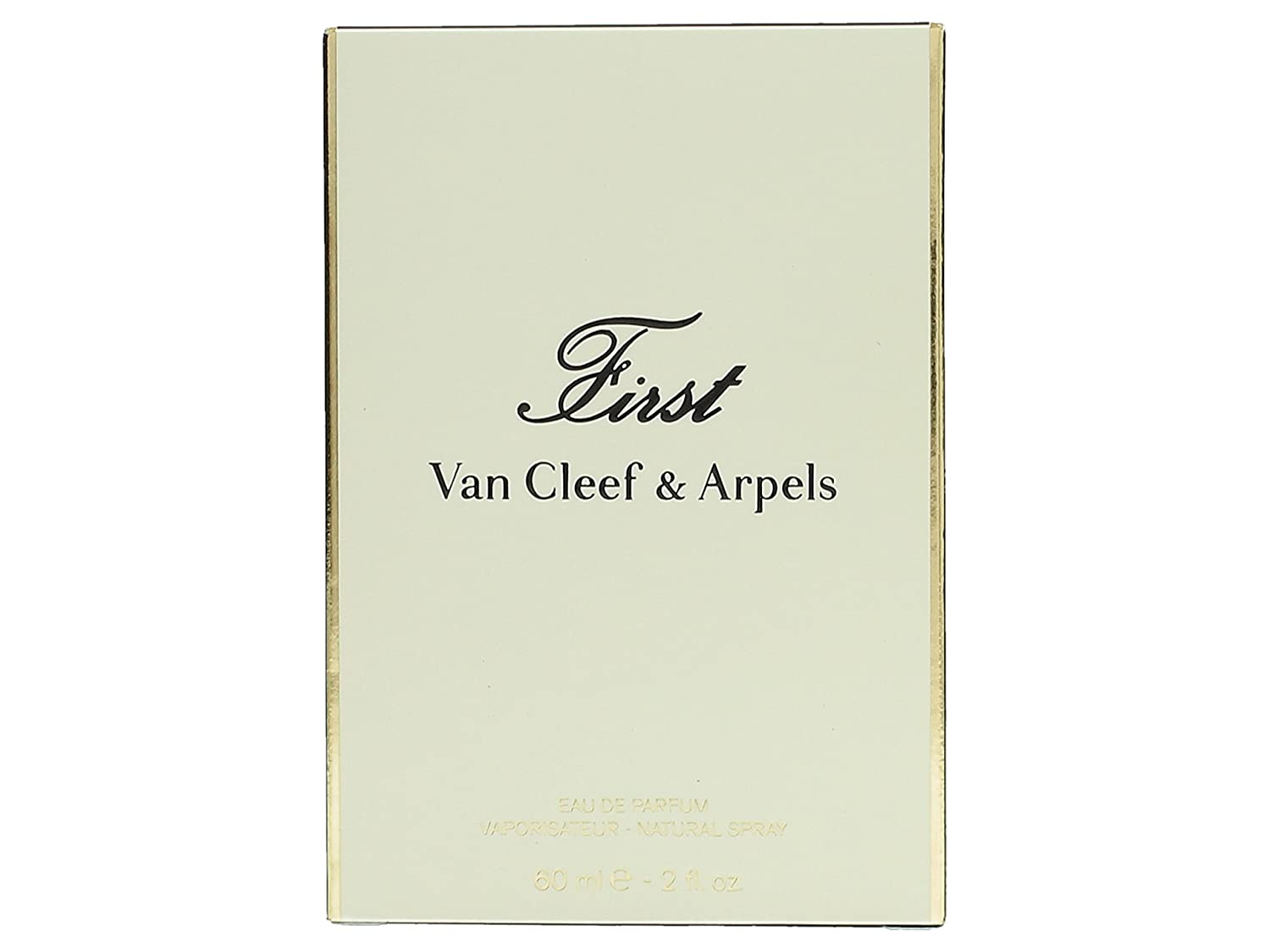 First by Van Cleef Arpels for Women. Eau De Parfum Spray 2-Ounces