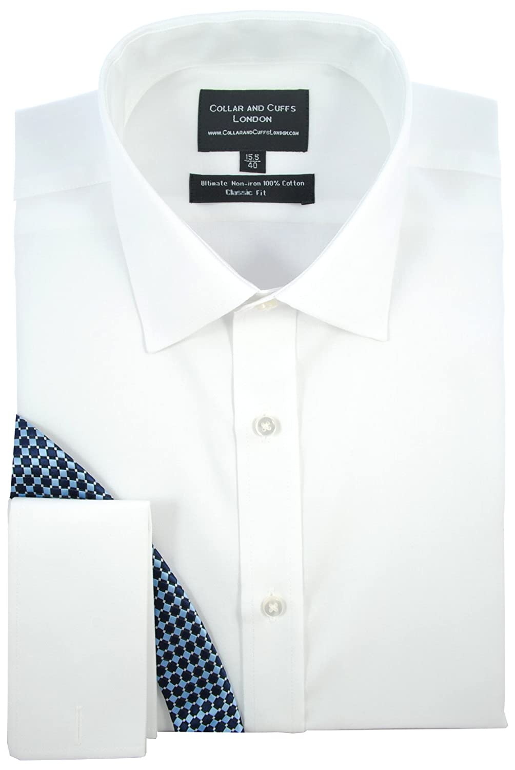 COLLAR AND CUFFS LONDON Camisa Formal - Camisa - para Hombre