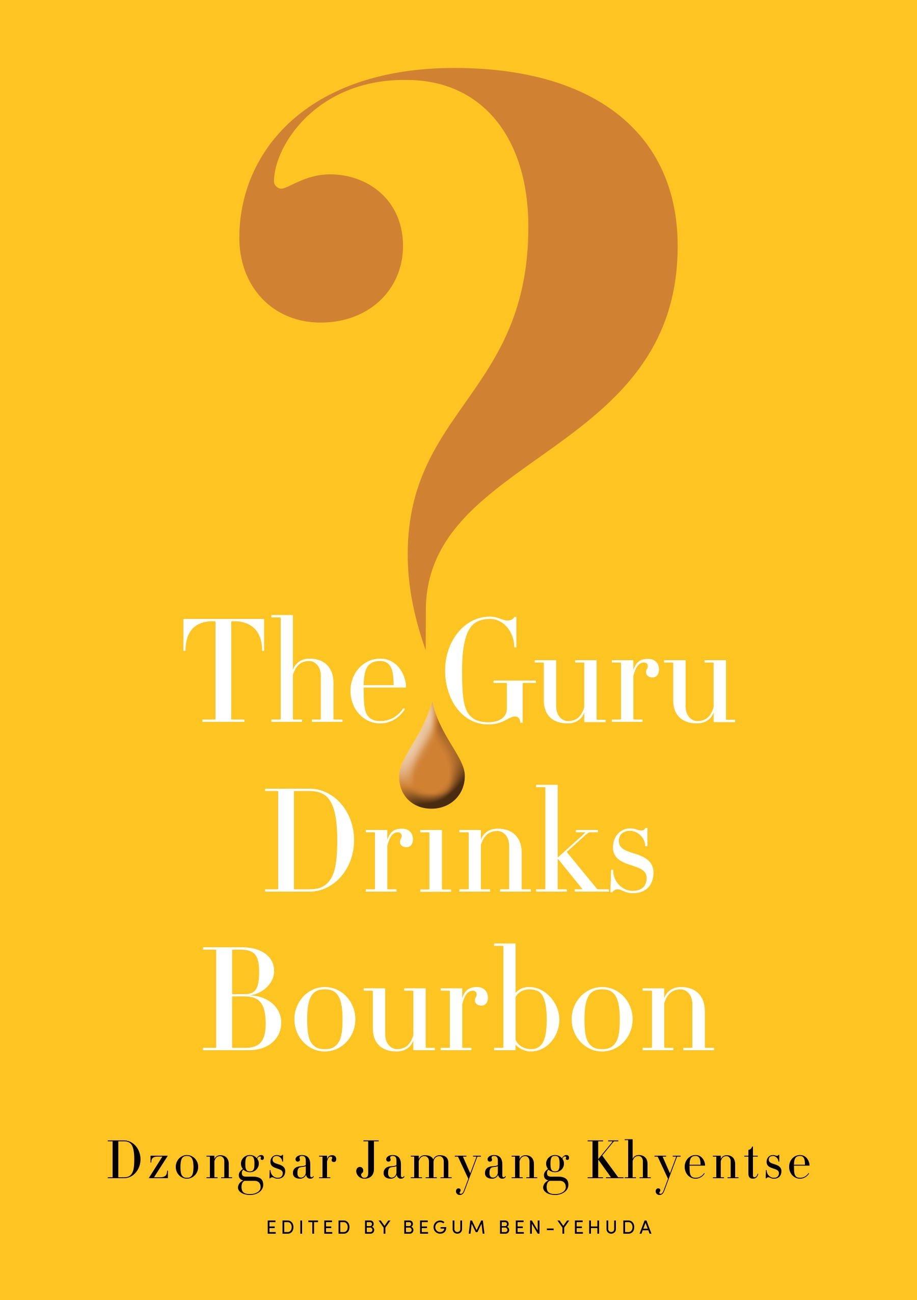 Drinks Bourbon Dzongsar Jamyang Khyentse product image
