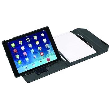 Fellowes Deluxe - Funda con carcasa multifunción para iPad Mini 1/2/3