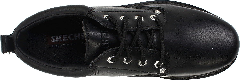 Skechers Mens Alley Cat Utility Shoe