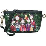 Clutch Bag for Women Ladies Clutch Purse Small Clutch Bag Wallet Green