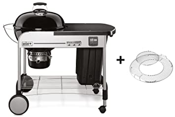 Weber Holzkohlegrill Master Touch Gbs 57 Cm Special Edition Pro : Weber 15401004 grill performer premium gbs 57cm holzkohle