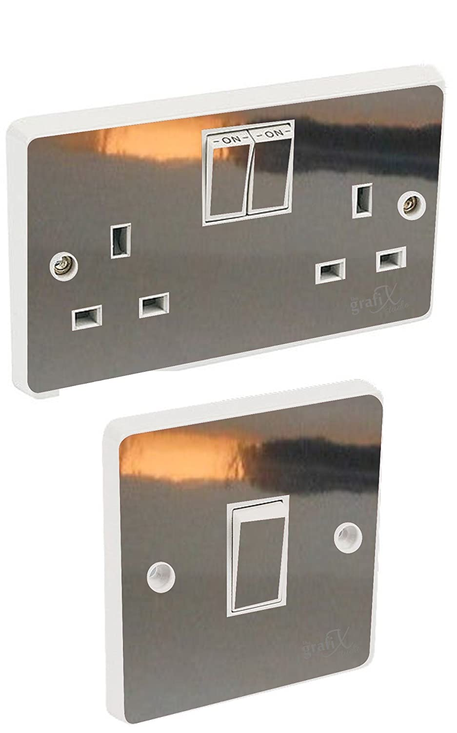 How Many Light Switches In Kitchen