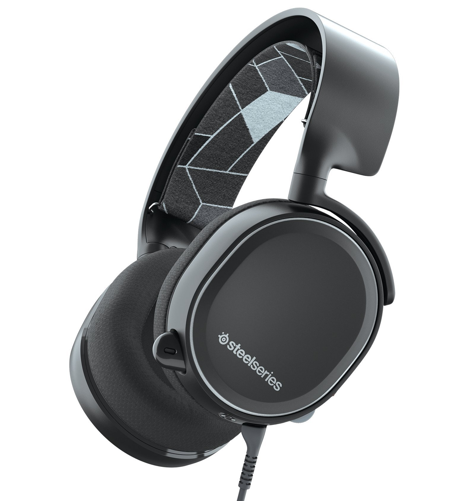 SteelSeries Arctis 3 Console Edition Gaming Headset for PlayStation, Xbox One, Nintendo Switch, VR, and Mobile - Black (Renewed) by SteelSeries